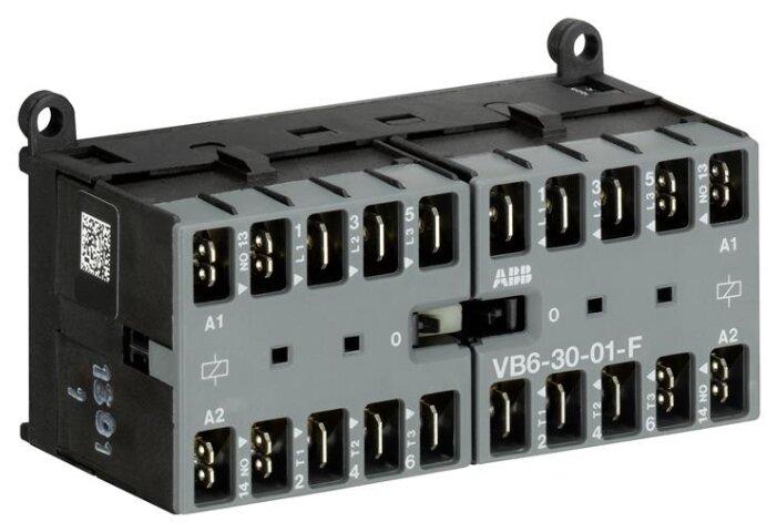 Контакторный блок/ пускатель комбинированный ABB GJL1211903R0012