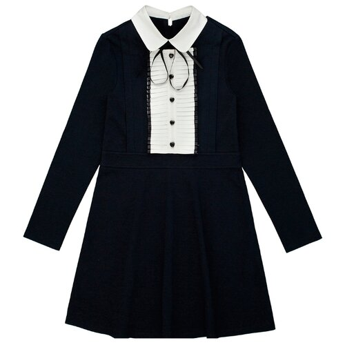 Купить Платье INFUNT Nicolet-Inf размер 146, темно-синий, Платья и сарафаны