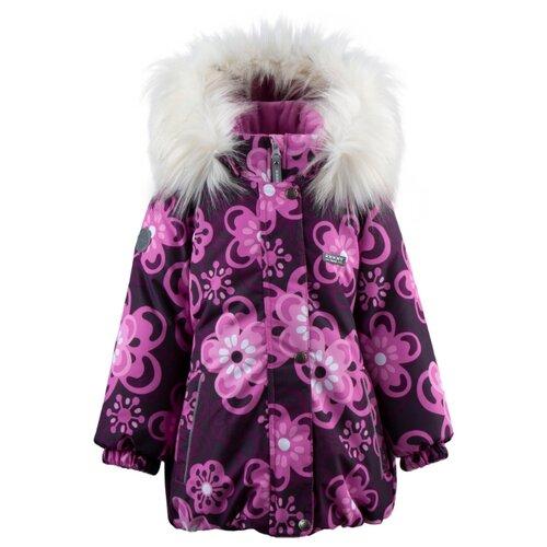 Купить Куртка KERRY Emmy K19431 размер 122, 6190 фиолетовый, Куртки и пуховики