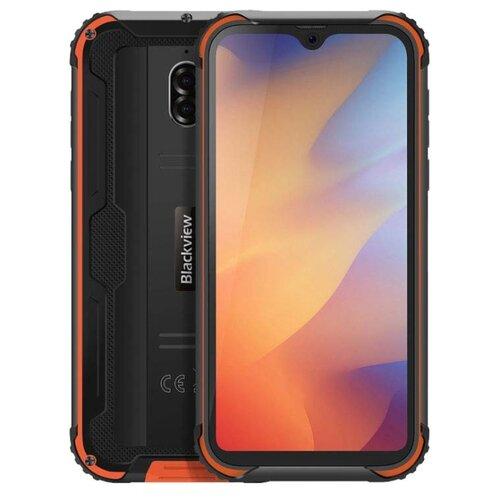 Смартфон Blackview BV5900 оранжевый смартфон