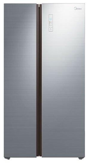 Холодильник Midea MRS518WFNX — купить по выгодной цене на Яндекс.Маркете