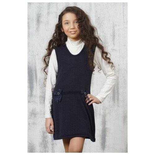Сарафан VAY размер 122, синий платье vay vay mp002xw16d86