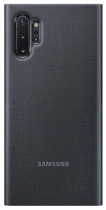 Чехол для Samsung Galaxy N975 LED-View Silver EF-NN975PSEGRU