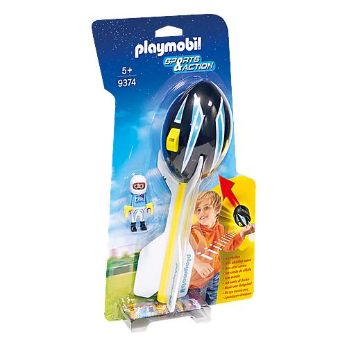 Набор с элементами конструктора Playmobil Sports and Action 9374 Ветряной флаер