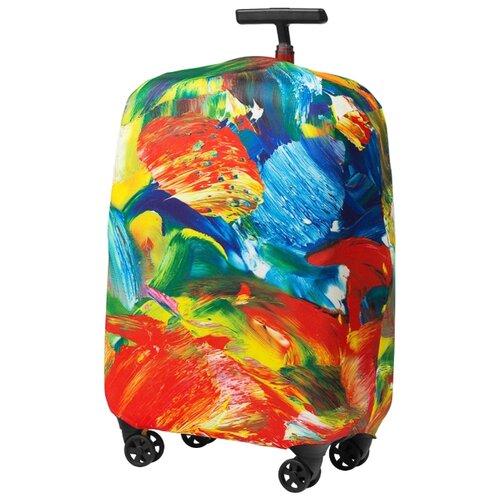 Фото - Чехол для чемодана RATEL Inspiration Joy M, разноцветный чехол для чемодана ratel inspiration obscurity m разноцветный