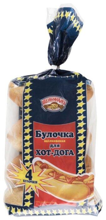 Щелковохлеб Булочка для хот-дога 75 г