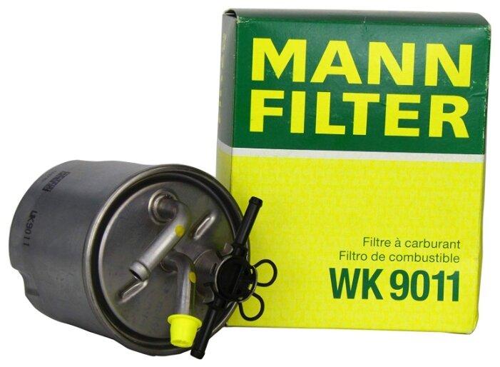 Топливный фильтр MANNFILTER WK9011