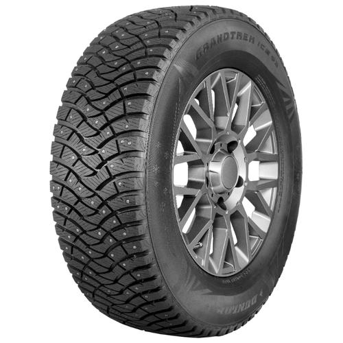 цена на Автомобильная шина Dunlop Grandtrek Ice03 235/65 R17 108T зимняя шипованная