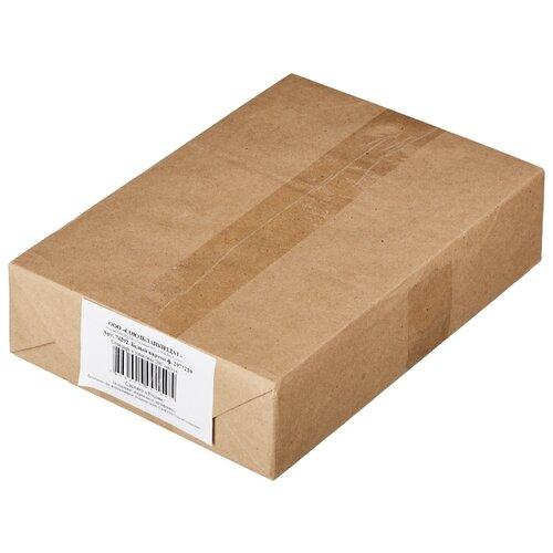 Купить Картон белый Комус 200 листов, А4, немелованный, 280 гр, Цветная бумага и картон