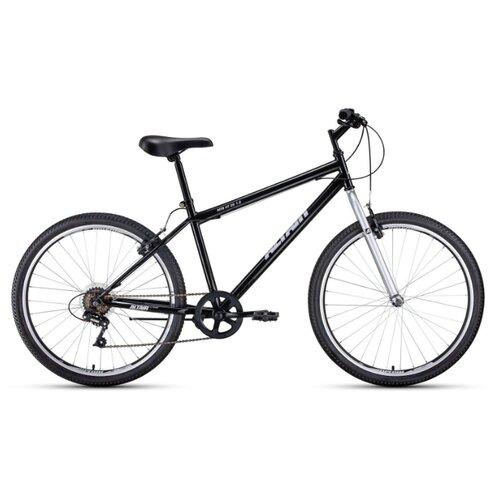 """Горный (MTB) велосипед ALTAIR MTB HT 26 1.0 (2020) черный/серый 17"""" (требует финальной сборки)"""