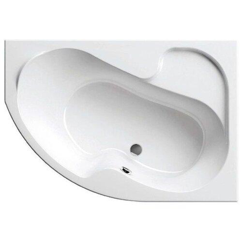 Ванна RAVAK Rosa I 150x105 без гидромассажа акрил угловая правосторонняя ванна отдельностоящая ravak rosa 95 150x95 без гидромассажа акрил угловая правосторонняя