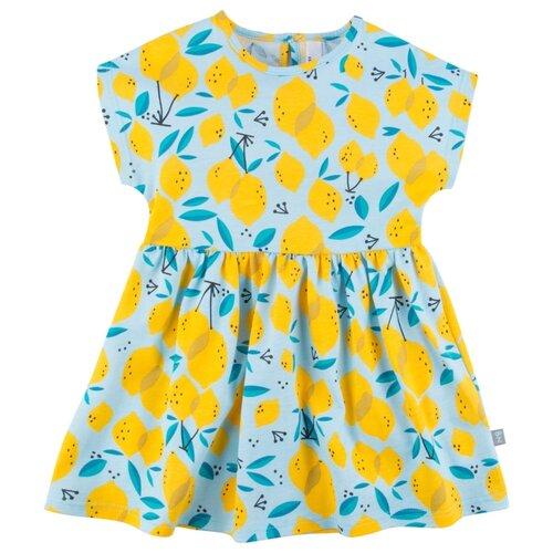 Платье Bossa Nova размер 98, лимоны
