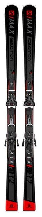 Горные лыжи Salomon S/Max 12 + крепления Z 12 Walk 18/19 blue 170
