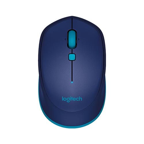 Беспроводная мышь Logitech M535 синий logitech g433 синий