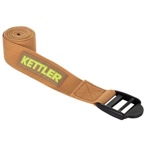 Ремень для йоги KETTLER АК-931 бежевый