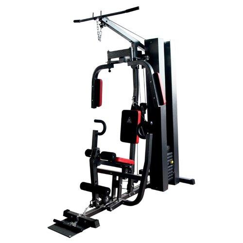 Многофункциональный тренажер DFC D3001C черный/красный тренажер многофункциональный royal fitness bench 1520