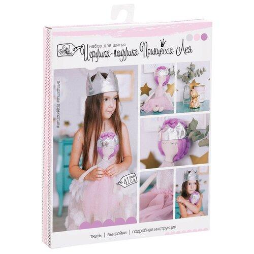 Фото - Арт Узор Набор для шитья Мягкая игрушка Принцесса Лия (2583249) арт узор набор для шитья мягкая игрушка домашний лис луис 2564775