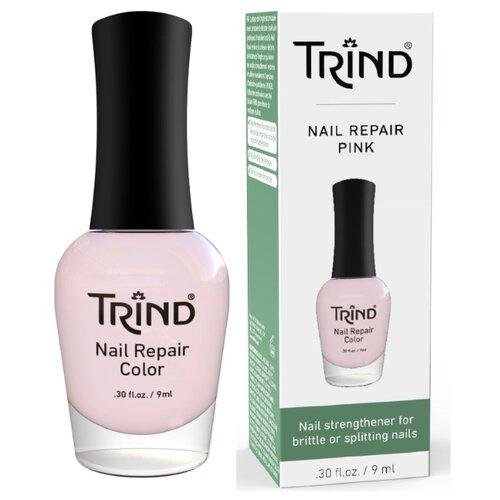 Купить Средство для ухода Trind Nail Repair Color, 9 мл, розовый