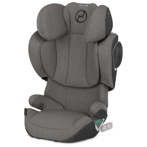 Купить Автокресло группа 2/3 (15-36 кг) Cybex Solution Z i-Fix Plus, Soho Grey, Автокресла