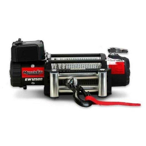 Лебедка электрическая T-max EW12500 Musclelift 12 Вольт