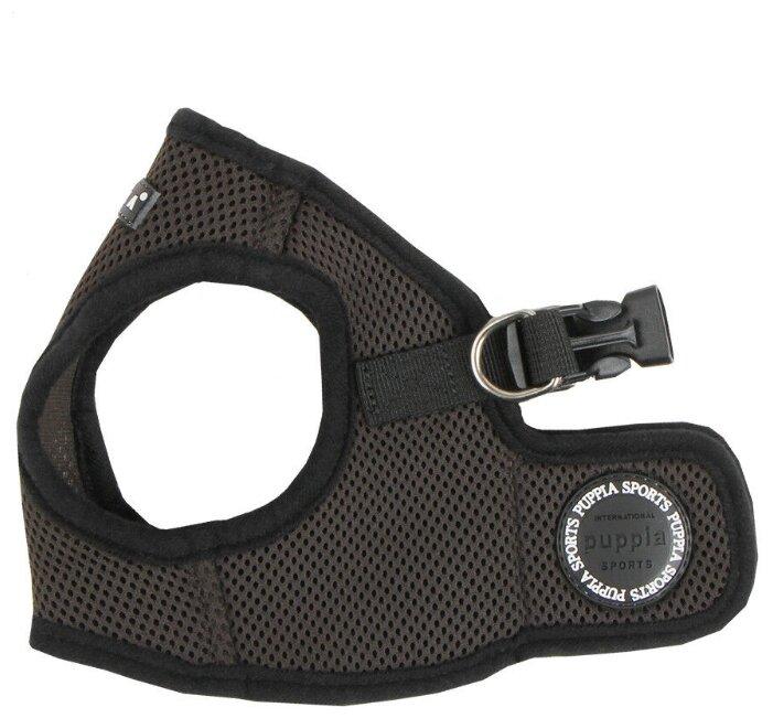 Шлейка Puppia Soft vest harness B (S), обхват шеи 24 см