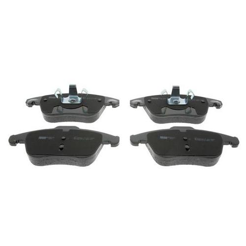 Фото - Дисковые тормозные колодки передние Ferodo FDB1972 для Citroen, DS Automobiles, Peugeot (4 шт.) дисковые тормозные колодки передние ferodo fdb4715 для toyota hilux 4 шт