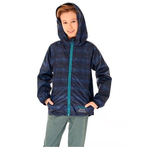 Ветровка INFUNT Macaw 0912113005 размер 140, синийКуртки и пуховики<br>