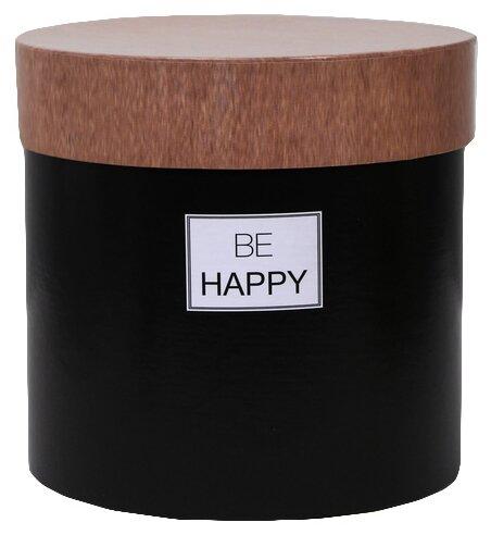 Коробка подарочная Дарите счастье Крафт 15 х 15 см — купить по выгодной цене на Яндекс.Маркете