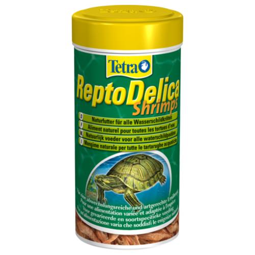 Сухой корм для рептилий Tetra ReptoDelica Shrimps 1000 мл