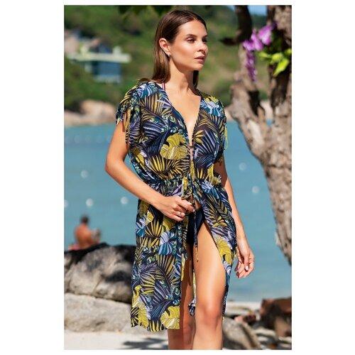 Пляжная туника MIA-AMORE Costa Brava размер L/XL синий