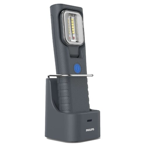 Инспекционный фонарь LED переноска c аккумулятором и док-станцией (240/100V) RCH21S (Luxeon, с/о 240/120 л.) PHILIPS