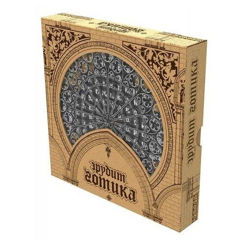 Настольная игра Биплант Эрудит. Готика коллекционное издание видеоигра для pc медиа сибирь 3 коллекционное издание