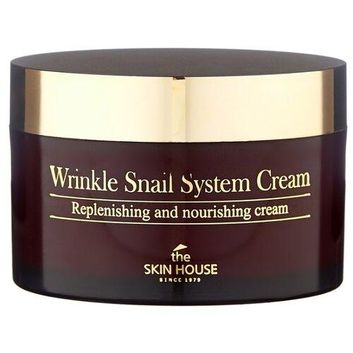 Купить Крем The Skin House Wrinkle Snail System, 100 мл