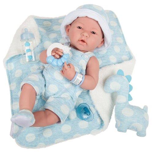 Купить Пупс JC Toys BERENGUER Newborn, 38 см, JC18064, Куклы и пупсы