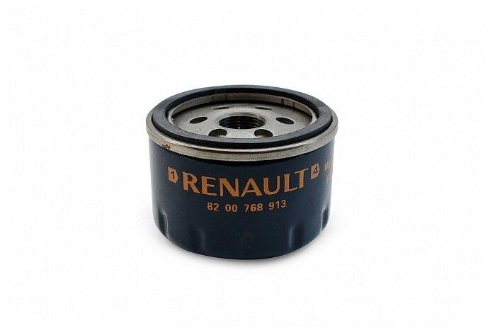 Масляный фильтр Renault 8200768913