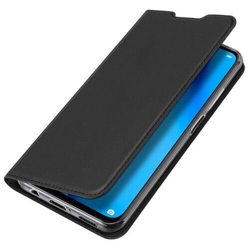 Чехол книжка Dux Ducis для Xiaomi Redmi Note 9T / Note 9 5G, Skin Series, черный