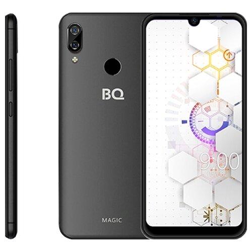 Смартфон BQ 6040L Magic черный смартфон bq bq 6040l magic black