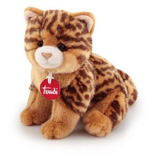 Купить Мягкая игрушка Trudi Котёнок Брэд пятнистый 24 см, Мягкие игрушки