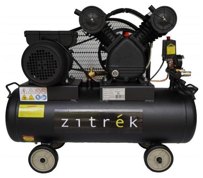 Компрессор масляный Zitrek Z3K440/50, 50 л, 2.2 кВт