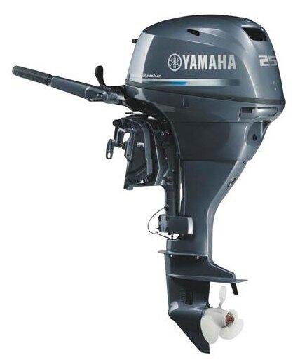Лодочный мотор Yamaha F25GMHS