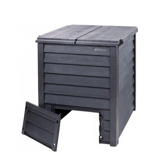 Компостер Garantia Thermo-Wood (626050) (600 л) антрацит