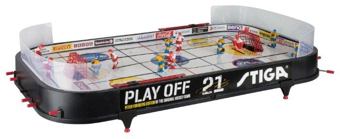 STIGA Настольный хоккей Play Off 21. Решающий матч 21