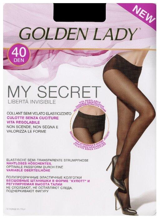 Колготки Golden Lady My Secret 40 den