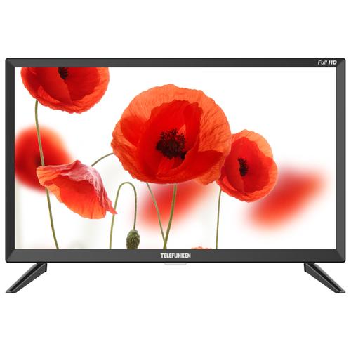 цена на Телевизор TELEFUNKEN TF-LED22S01T2 21.5 (2019) черный