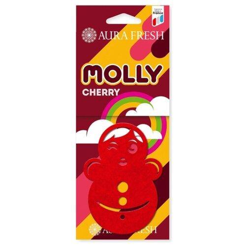 AURA FRESH Ароматизатор для автомобиля Molly Cherry