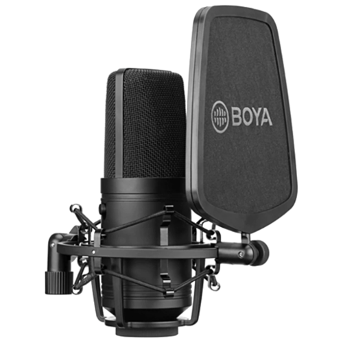 Микрофон BOYA BY-M800, черный