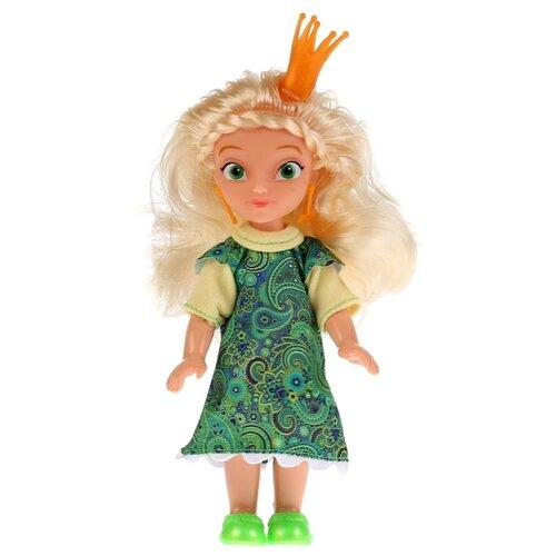 Купить Кукла Карапуз Царевны Василиса, 15 см, PR15-VS-19-RU, Куклы и пупсы