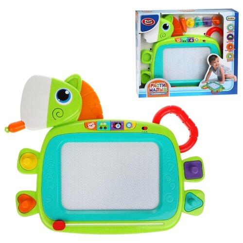 Купить Доска для рисования Наша Игрушка цветная, свет и звук, 4 штампика, Наша игрушка, Доски и мольберты