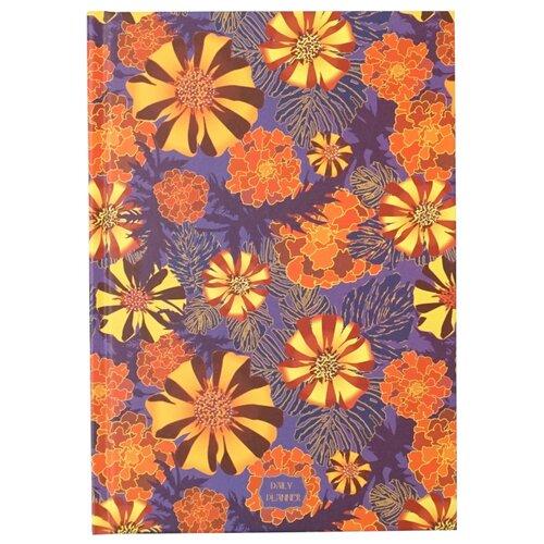 Купить Ежедневник Listoff Цветы. Весеннее настроение недатированный, А5, 152 листов, цветы, Ежедневники, записные книжки