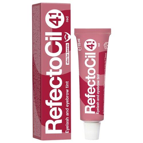 RefectoCil Краска для ресниц и бровей 15 мл 4.1, red недорого